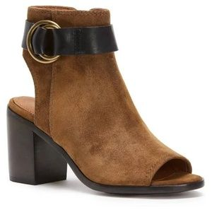NEW Frye Danica Harness Booties